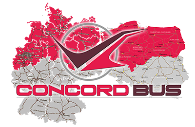 Concord bus do Niemiec